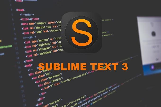 Cài đặt và gõ tiếng Việt trên Sublime Text 3