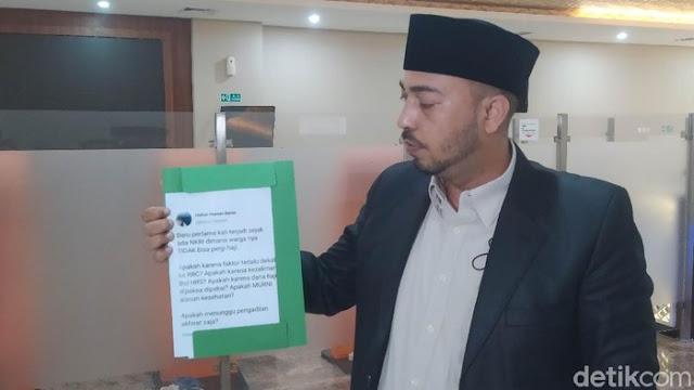 Laporan Cyber Indonesia Atas Haikal Hassan Ditolak Bareskrim