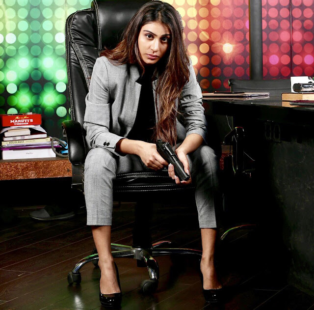 RGV - Nagarjuna New Movie Heroine Myra Sareen Hot Stills