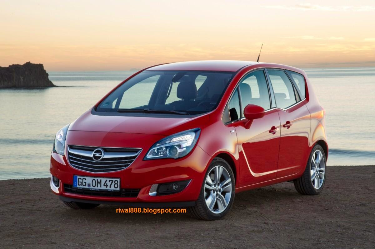 riwal888 blog new opel meriva mpv whisper diesel now with super economical 95 hp. Black Bedroom Furniture Sets. Home Design Ideas