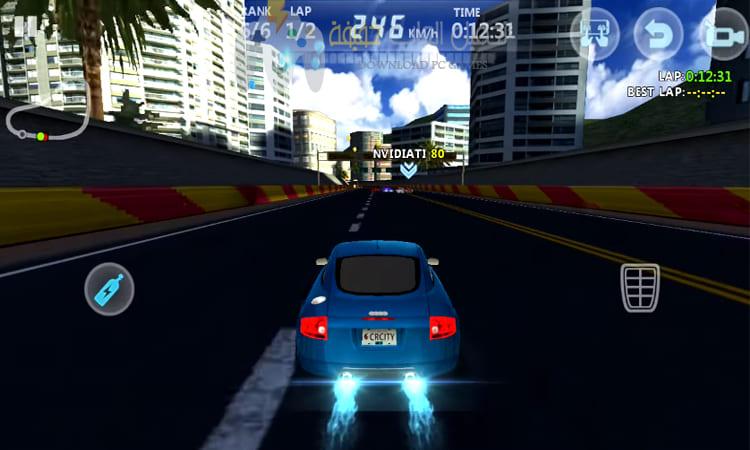 تحميل لعبة City Racing 3d