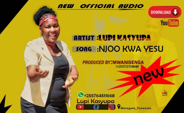 Download Audio| Lupi Kasyuka – Njoo Kwa Yesu