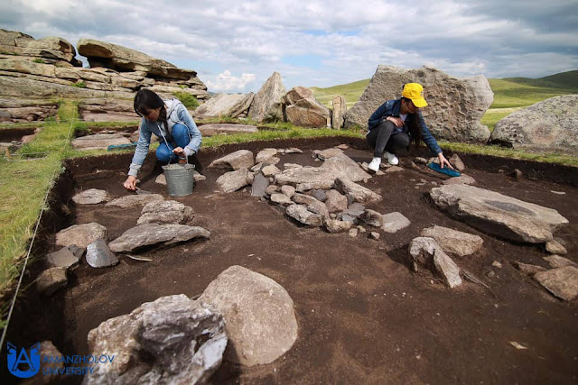 3,000-year-old Saka settlement discovered in Kazakhstan