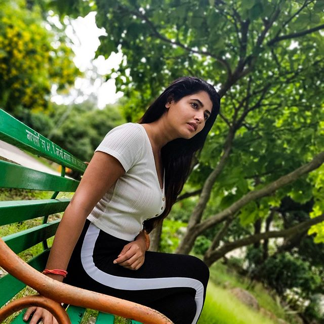 Actress Ashima Narwal Latest Hot Stills Navel Queens