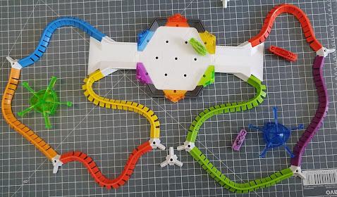 Hexbug nano flash playground set review layout