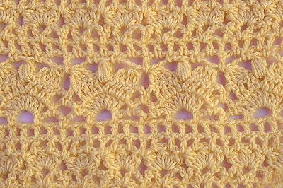 3 - Crochet Imagen Combinación puntadas de crochet por Majovel Crochet