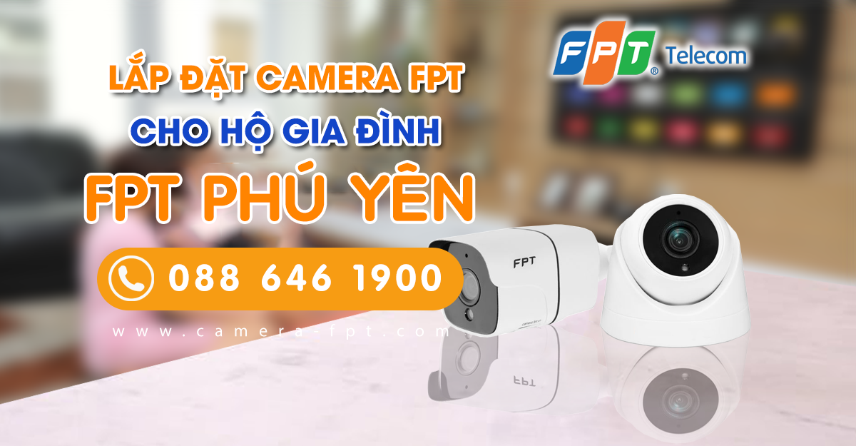 Camera FPT Phú Yên