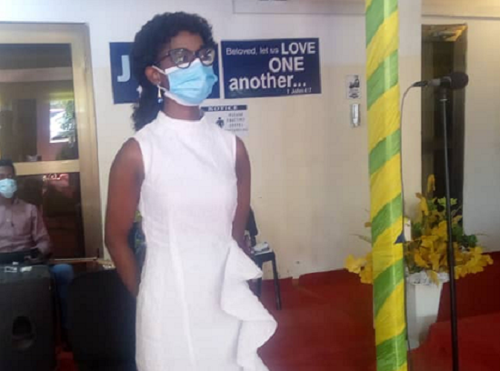 24-YEAR-OLD Gifty Frimpong ordained as youngest PASTOR in the Assemblies Of God Church