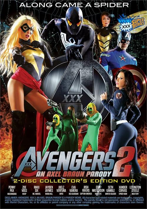 [18+] Avengers XXX 2: A Porn Parody (2015) HD 700MB