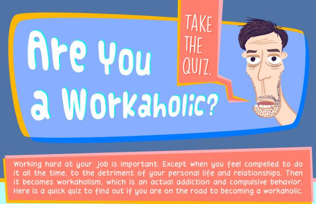 are you a workaholic quiz