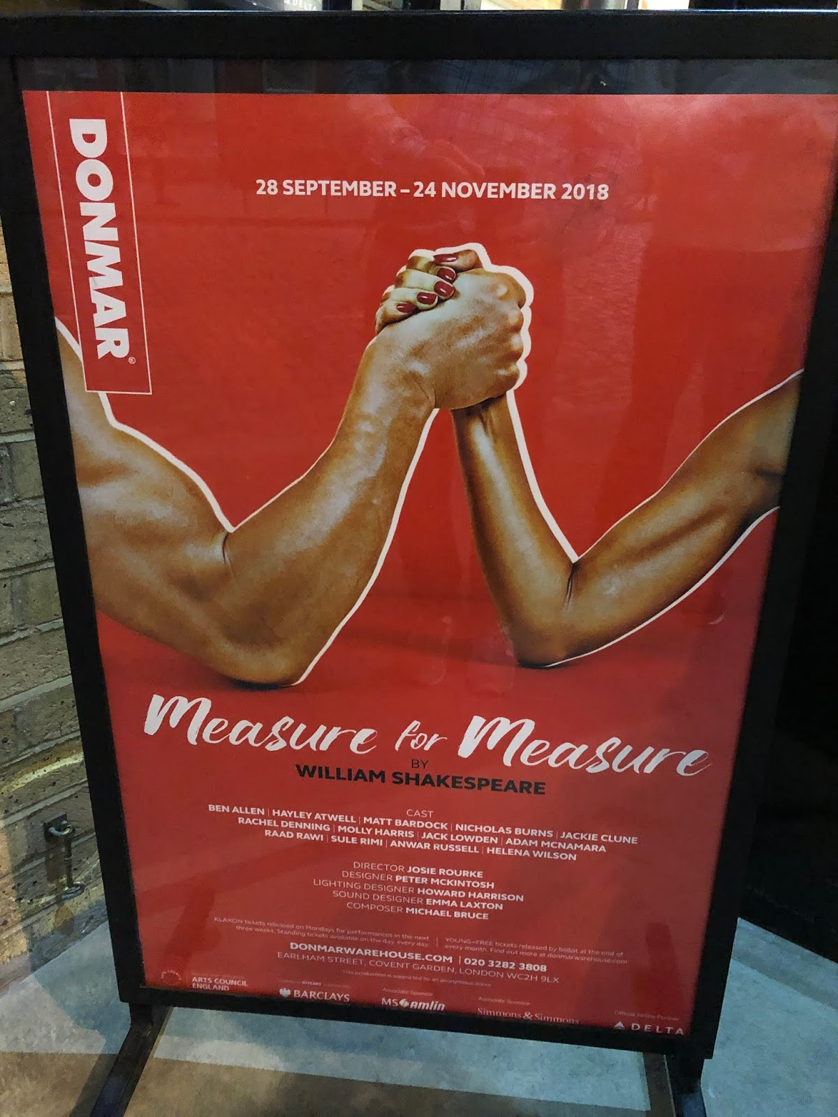 Overyourhead Measure For Measure Hayley Atwell Excellent And