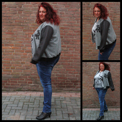 De ideale skinny jeans voor Big Belly Babes!