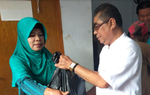 Jemaat Siloam Ministry Selayar, Salurkan Bantuan Ke Kaum Dhuafa