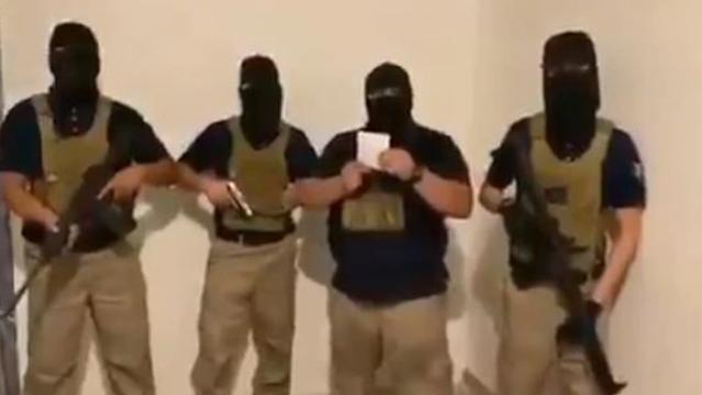 Sicarios del Cártel de Sinaloa amenazan a director de de seguridad de San Luis Rio Colorado, Sonora le exigen dar a conocer paradero de desaparecidos van a hacer justicia por el pueblo