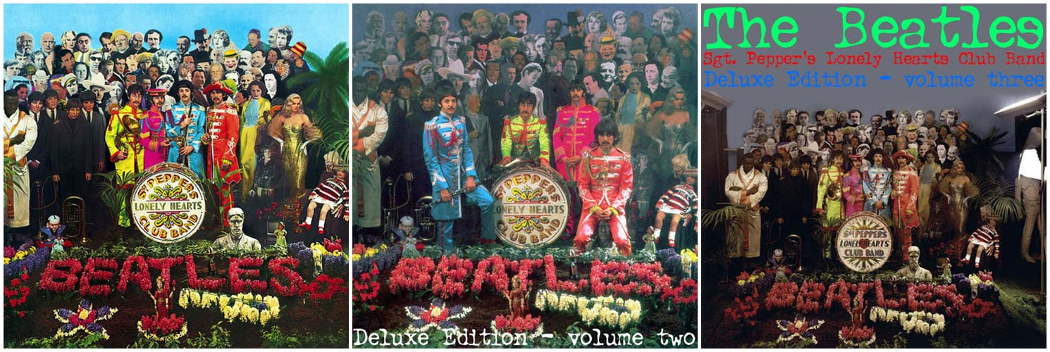 The Tickle Test: The Beatles - Sgt  Pepper's Lonely Hearts Club Band