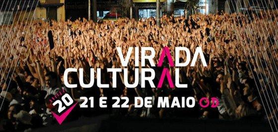 """""""Virada Cultural"""" não divulga programação completa e palco Julio Prestes terá show de Alcione"""