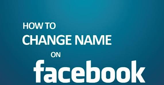 Change My Facebook Name
