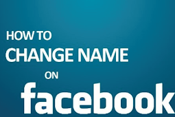 How Can Change My Name In Facebook 2019