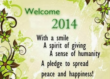 New Year 2014- Wallpapers, Greeting Cards, Ideas, Wishes SMS