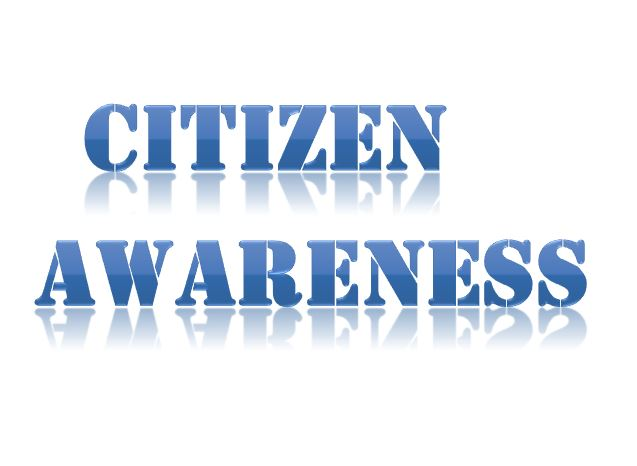 Citizen Interference is A Must
