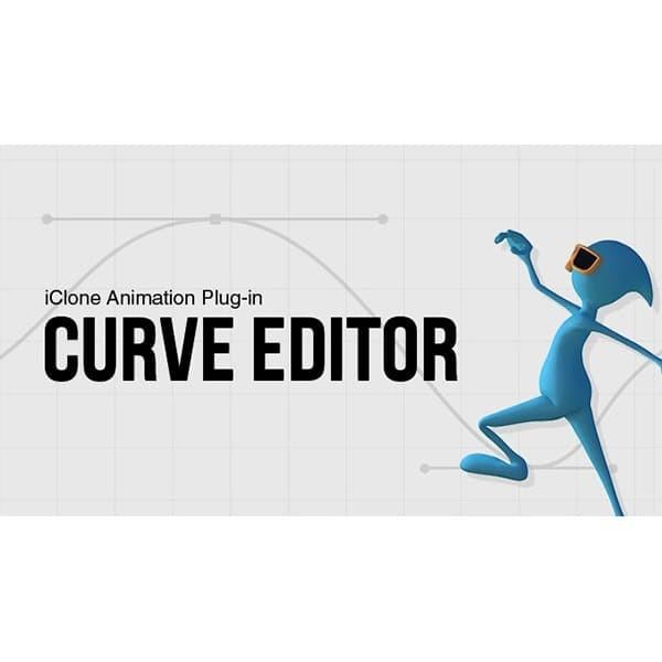 iClone 7 Plug-In Curve Editor 1.5.5124.1