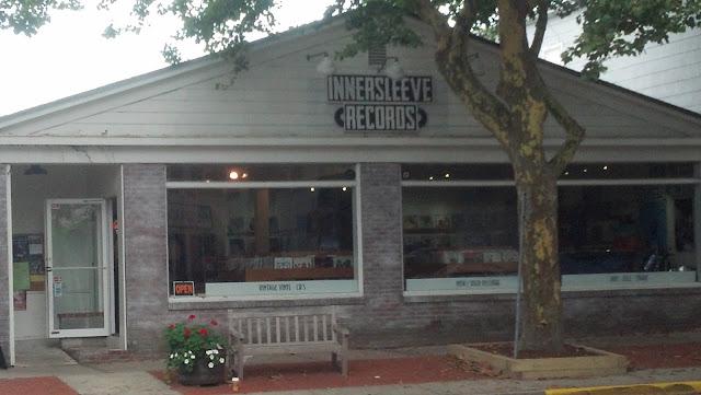 Innersleeve Record Store Amagansett New York Store Front
