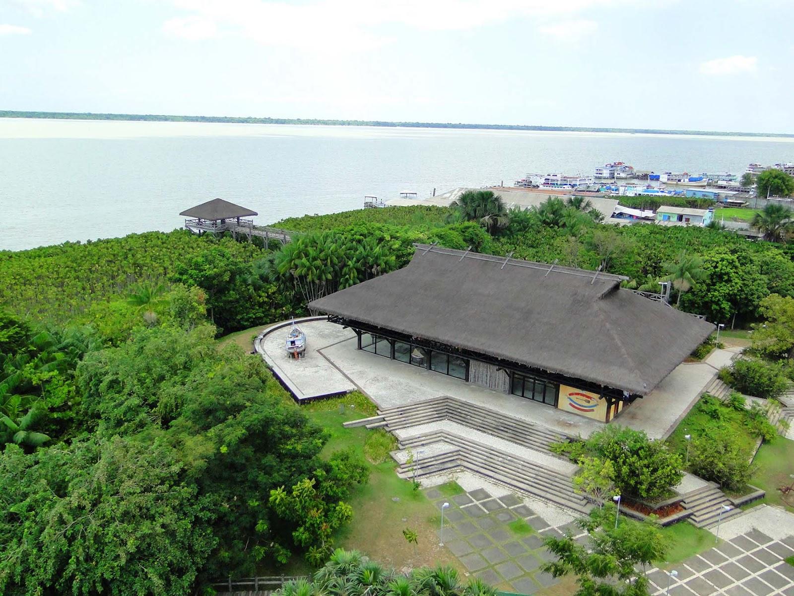 Mangal das Garças,Belém do Pará
