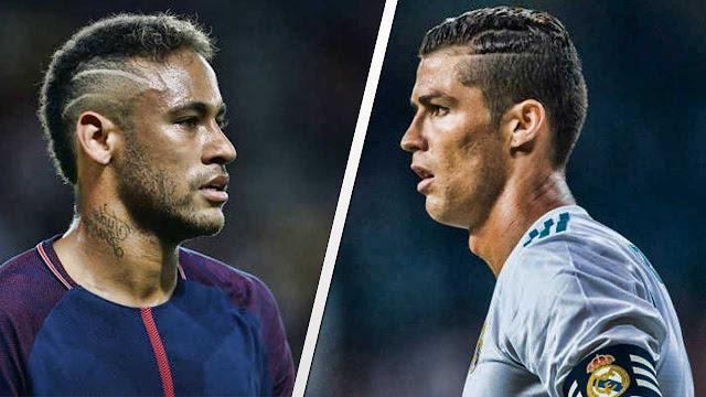 Zidane Banding-bandingkan Ronaldo dan Neymar, 'Saya Fans Neymar'