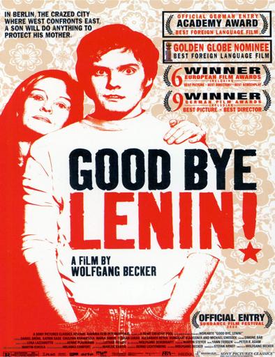 Ver Adiós, Lenin! (Good Bye, Lenin!) (2003) Online