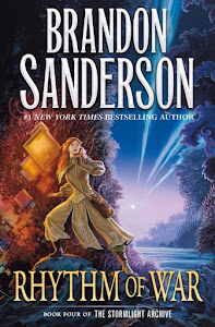 Rythym of War by Brandon Sanderson