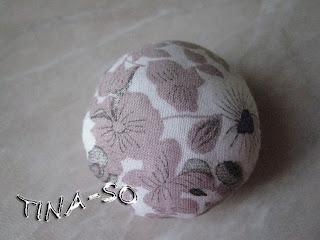 Как сделать серединку для текстильного цветка