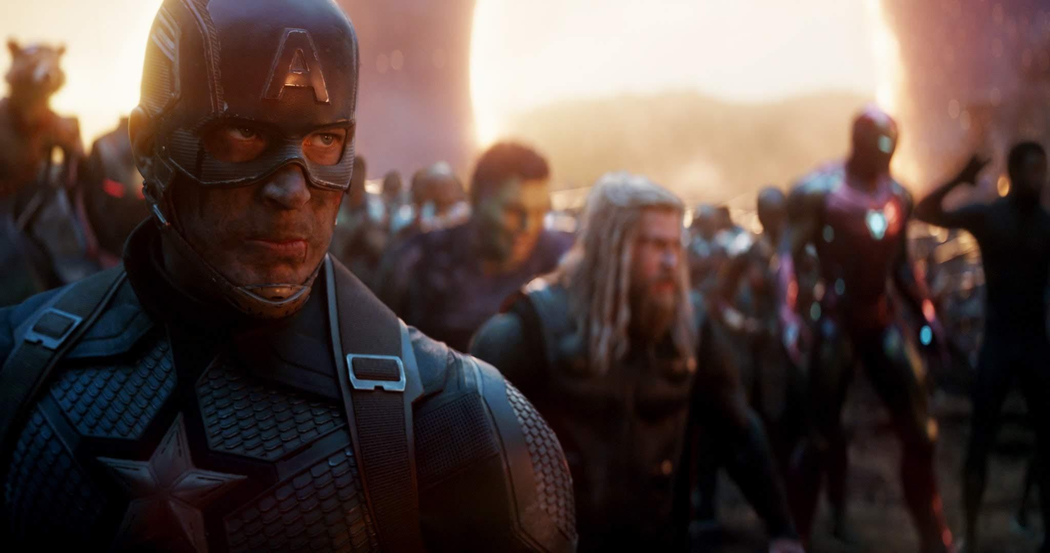 """Avengers Endgame but it's """"I Need a Hero"""" :「アベンジャーズ : エンドゲーム」のクライマックスの総力戦の見せ場を、スター・ロードが大好きな「フットルース」の名曲でお楽しみください ! !"""