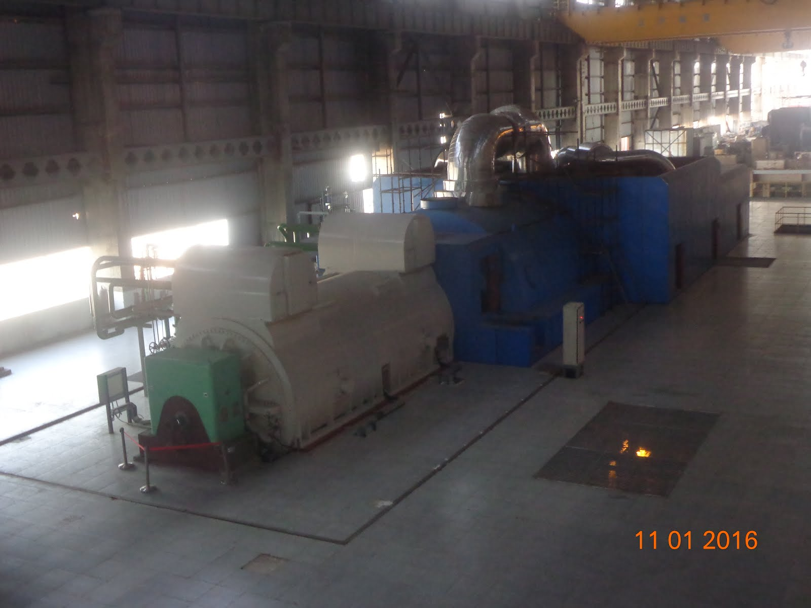 Steam Turbine Theory and Questions& Answers
