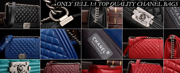 1 Top Quality Chanel Boy Bags Replica