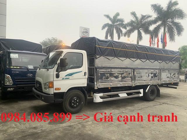 Xe tải Hyundai 110XL 7 tấn