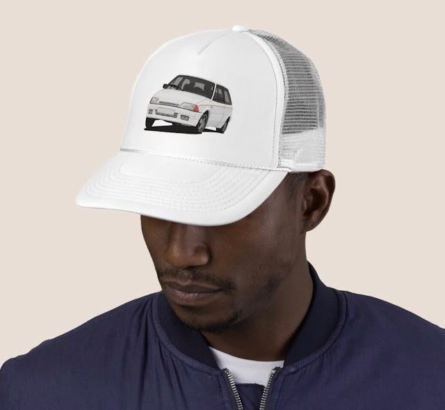 Citroën AX lippis