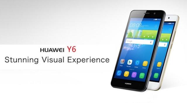 Harga HP Huawei Y6 Tahun Ini Lengkap Dengan Spesifikasi Harga Murah Sudah Support Jaringan 4G