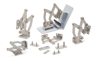 Stainless-Steel-Multiple-Joint-Hinges