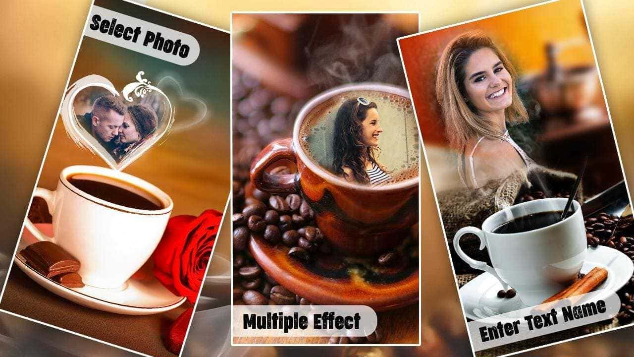 Cafe Camera photo editing app for adjusting image colors