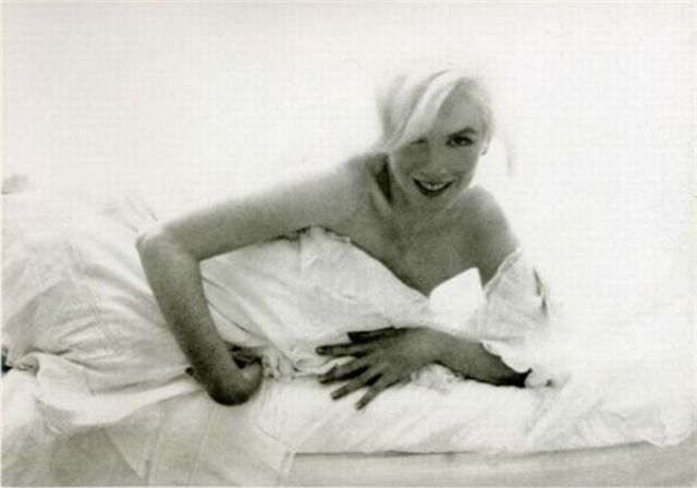 Black And White Portraitures Of Marilyn By Bert Stern