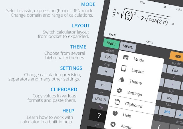 Hiper calc pro full version APK