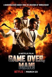 Game Over, Man! Full Movie