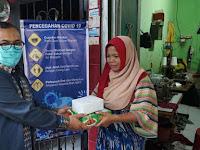 Reses Door to Door Rudiyanto Simangunsong, Warga Tanya Beras Bantuan Pemko dan Honor Bilal Mayit