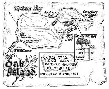 A Stranger Earth: The Oak Island Money Pit
