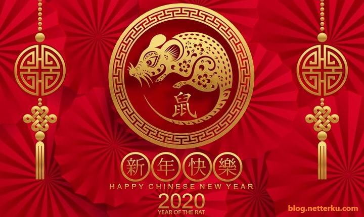 Shio Tikus Logam 2020