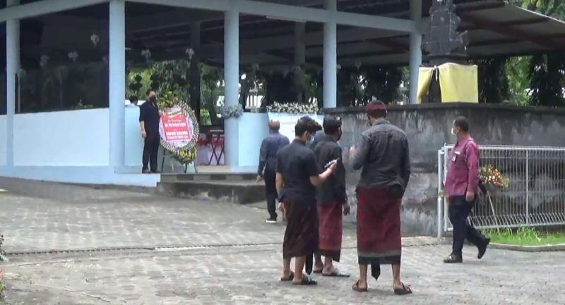 Menantu Presiden Soekarno Meninggal Dunia, Prosesi Kremasi Berlangsung Tertutup di Bali