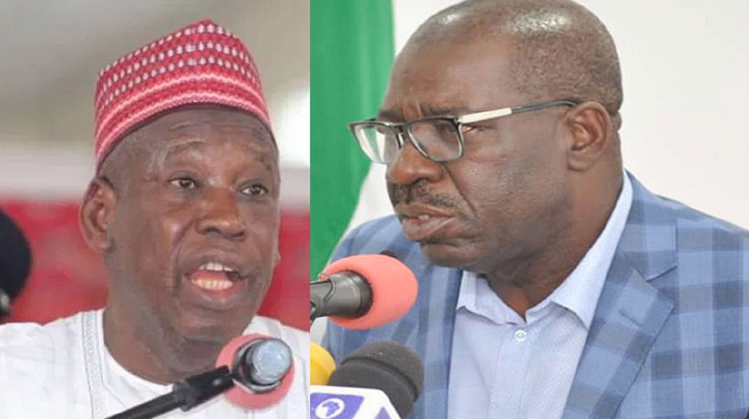 Governor Abdullahi Ganduje has supported the  All Progressive Congress governorship primary (APC) for disqualification of Governor Godwin Obaskei