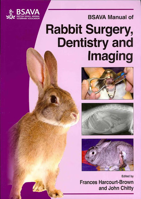 BSAVA Manual of Rabbit Surgery, Dentistry and Imaging  - WWW.VETBOOKSTORE.COM