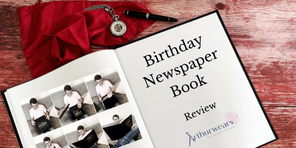historic newspapers birthday newspaper book cover image