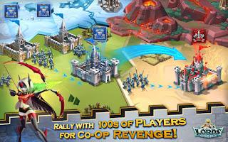 Game Lords Mobile v1.60 Mod Apk Update Terbaru Free Download